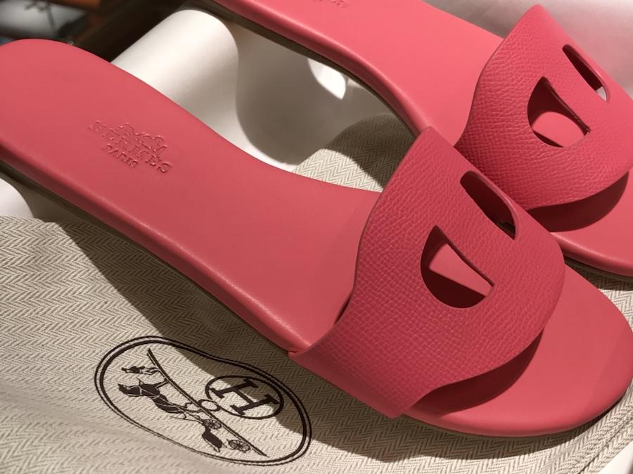 猪鼻子拖鞋高端订制独家品质 唇膏粉 定制拖鞋款