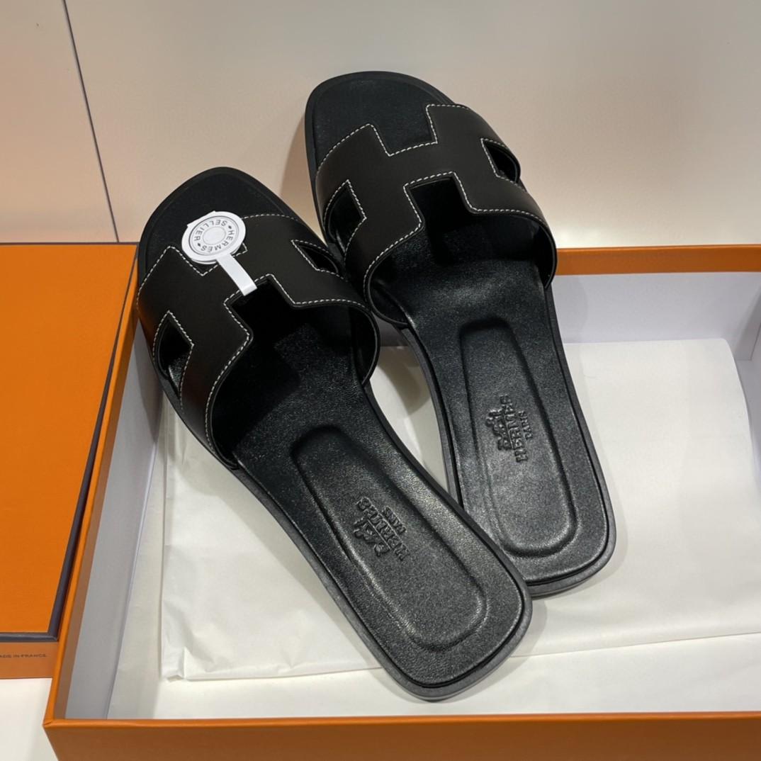 HERMES 爱马仕 Swfit 新款全包垫脚黑色 出货 接受预定 手工定制工艺高