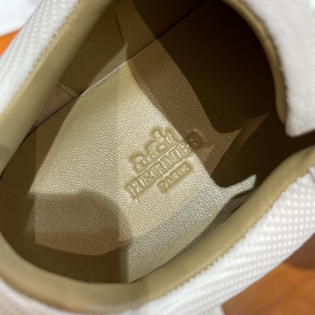 HMS 新款女士运动鞋 纯手工定制 10天出货 只做白色  35-41码 全套包装