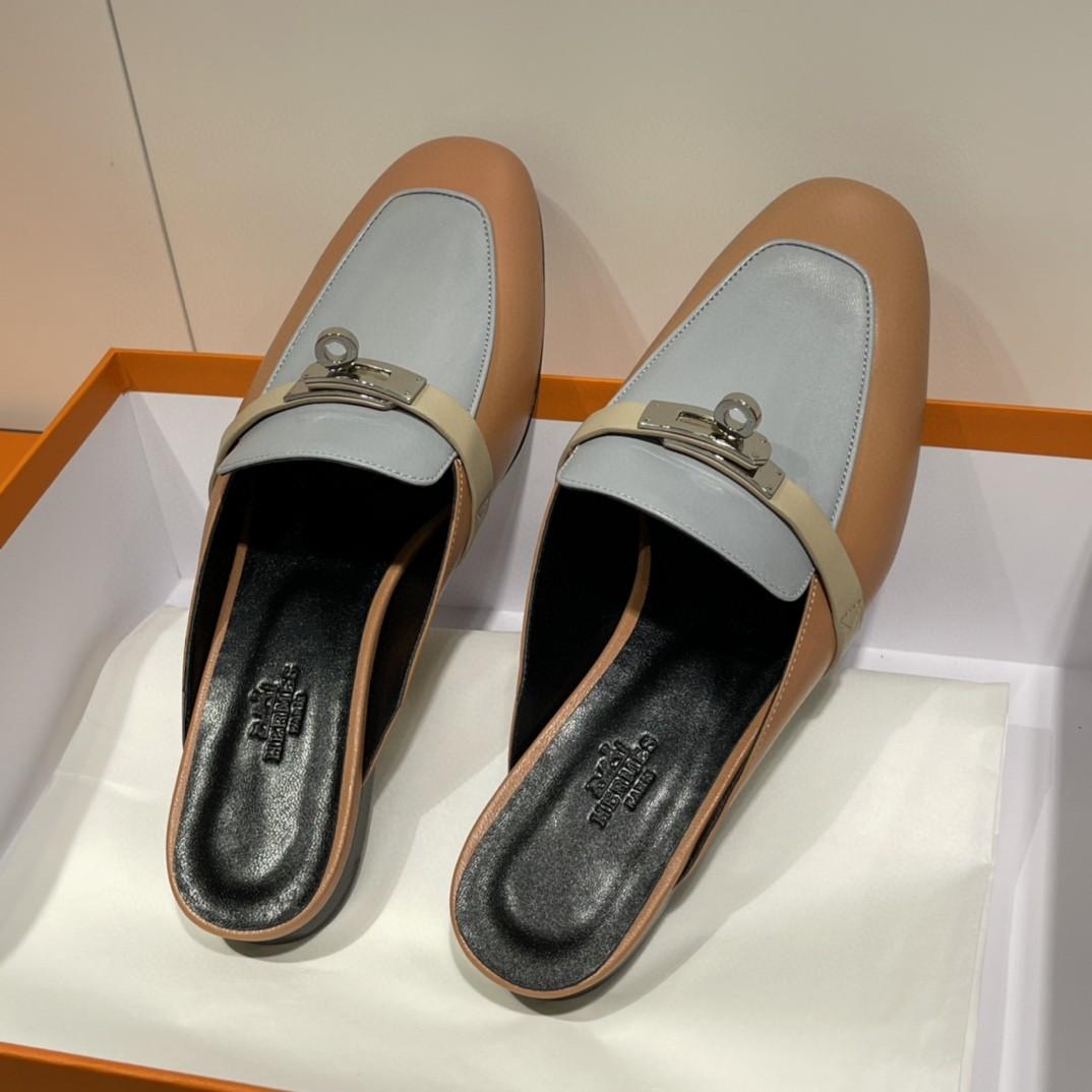 凯莉款 单鞋 拼色系列 很特别的一款  纯手工定制 35-41码 正码 码数不调换